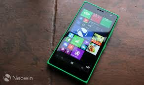 Start Taking Selfies – Microsoft Lumia 735