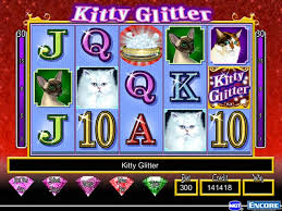 IGT Slots Kitty Glitter
