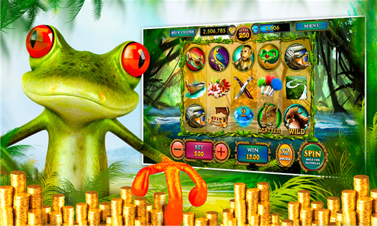 Play for fun at Amazon Slots Wild Luck