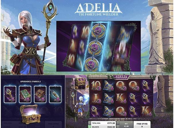 Adelia pokies