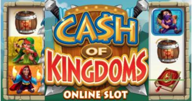 Cash of Kingdom Pokies