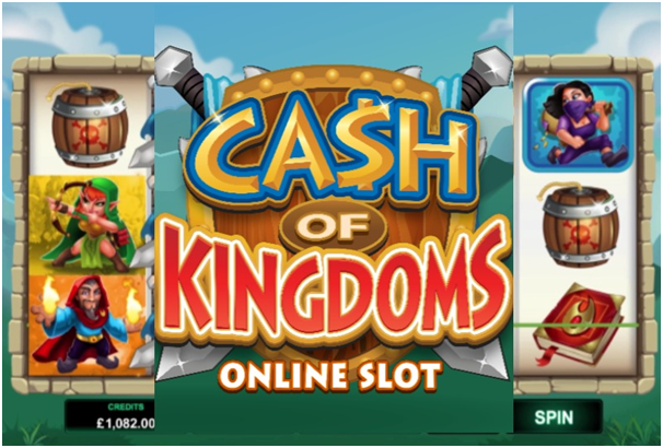 Cash of Kingdom Pokies