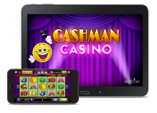 Cashman Casino pokies app