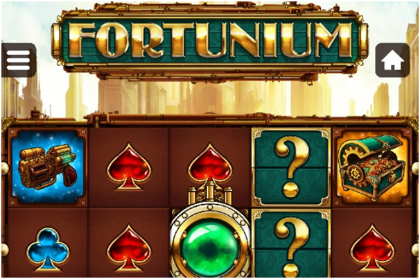 Fortunium pokies game