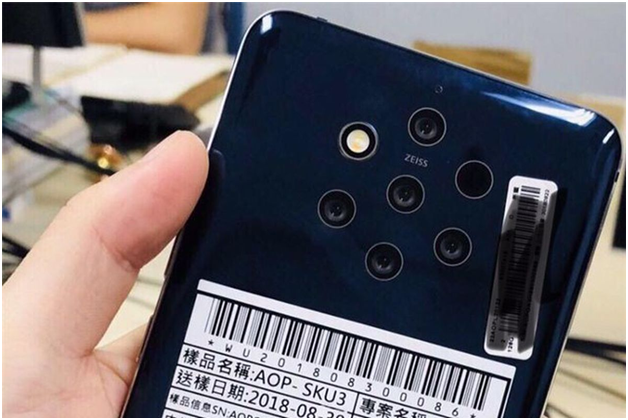 Guide to Nokia cameras and Google Lens