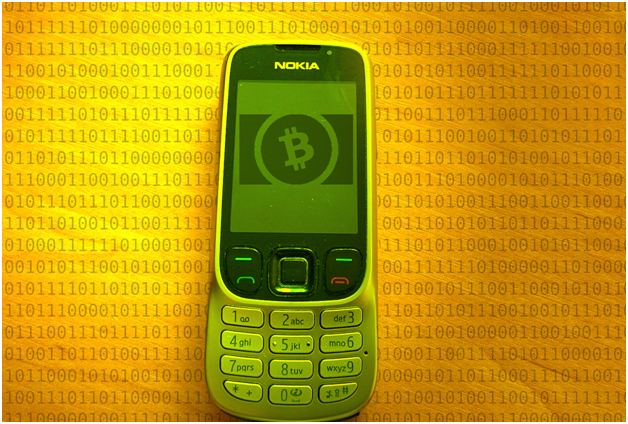 Buy Bitcoins with Nokia mobile to play real money pokies at Bitcoin casinos