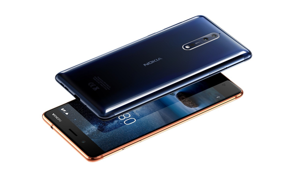 How to get started with Nokia 8