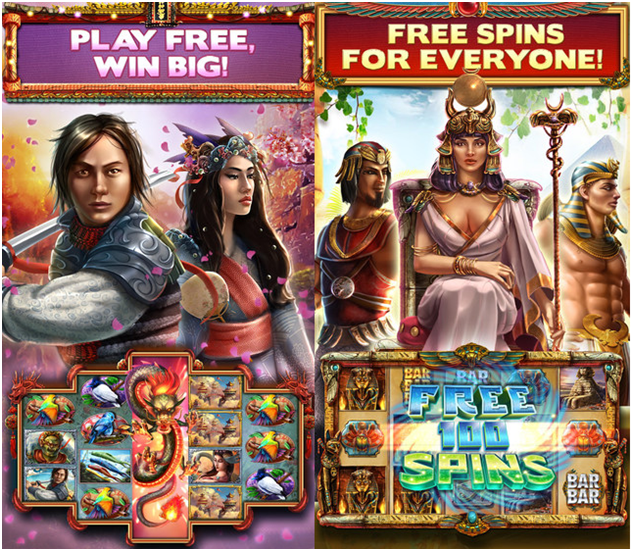 Huuuge Casino Pokies Enjoy On Your Mobile The Best Of Free Pokies