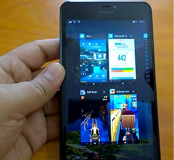 Lumia Windows Phone