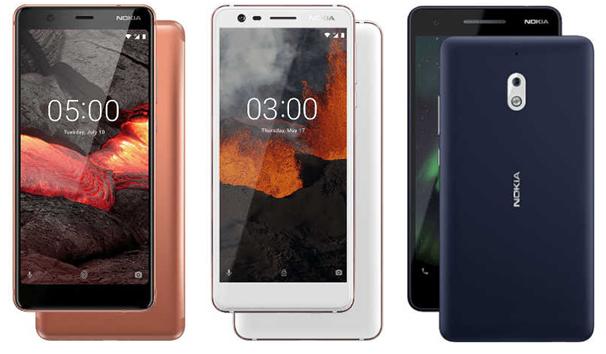 New Nokia Phones 2019