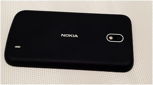 Nokia 1 smartphone camera