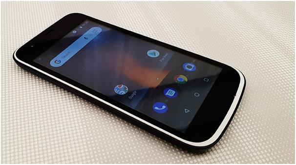 Nokia 1 smartphone