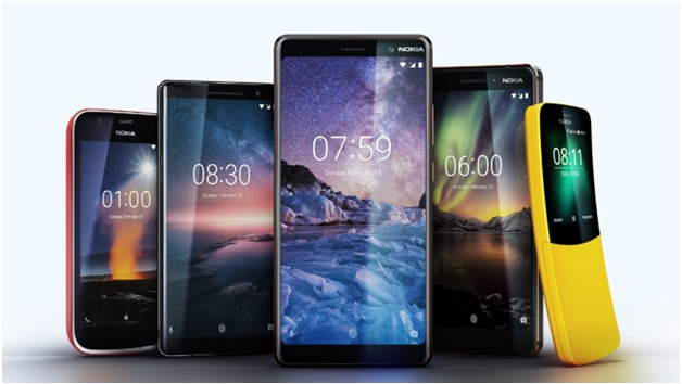 Nokia Android mobile warranty period in Australia