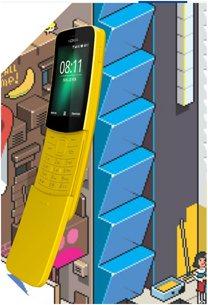 8110 Nokia new phone