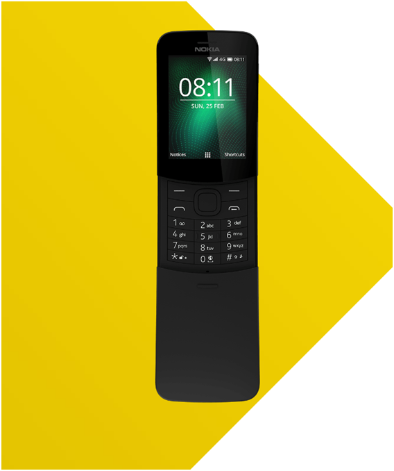 Nokia 8110 features