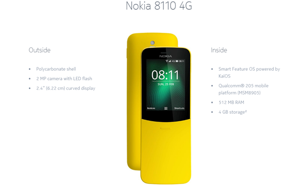 Nokia 8110 price in Australia