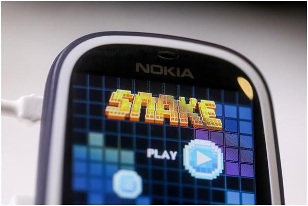 Nokia3310 - Games