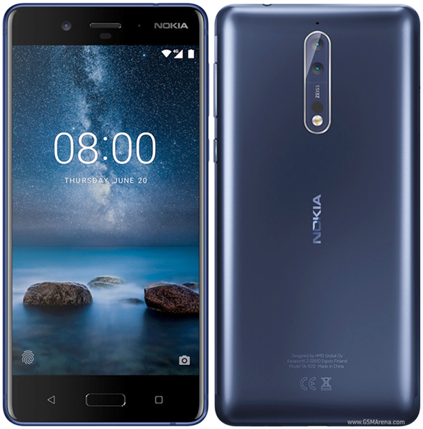 Nokia 8 - How to get started