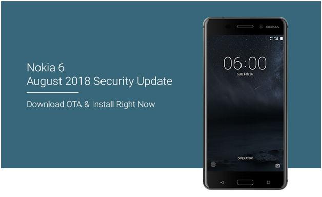 Nokia OTA updates