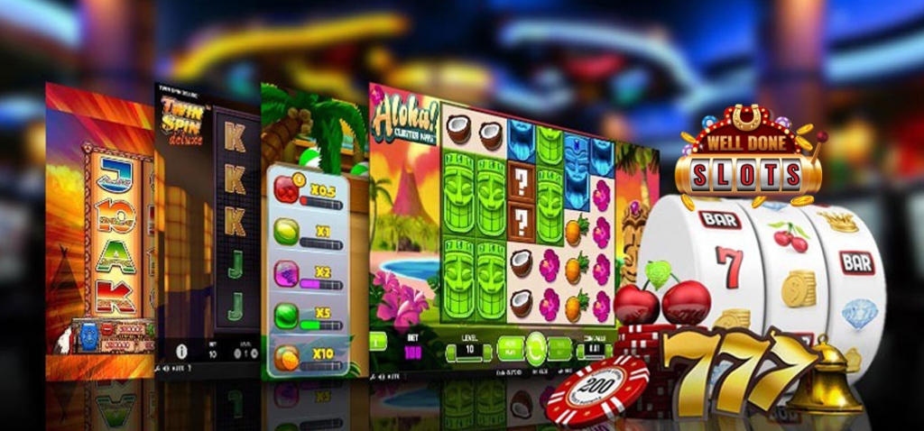 Types of pokies for real money at online casino