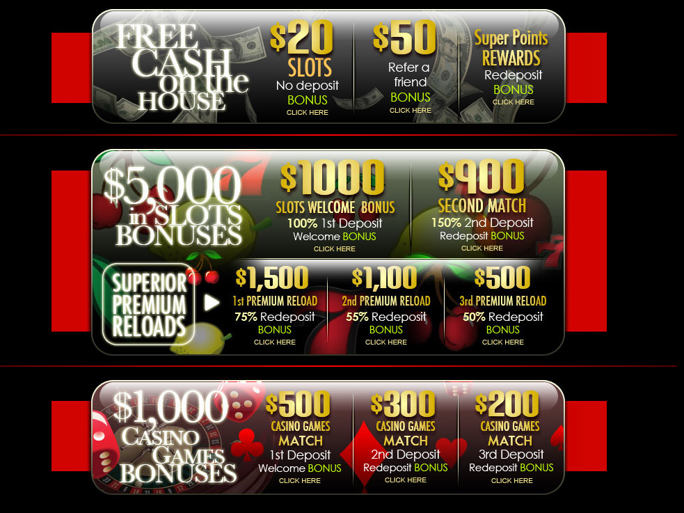 Bonuses in real AUD to play pokies