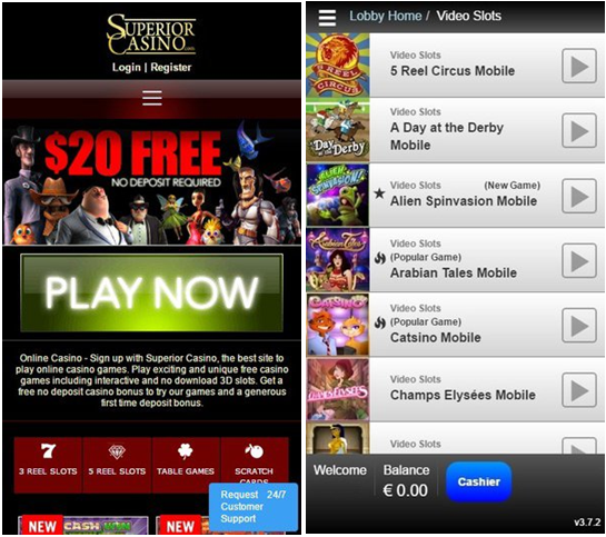 Superior casino pokies to play with real AUD