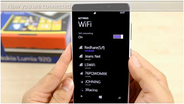 WIFI Nokia
